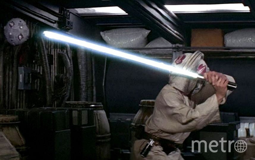 Тренировочный дроид. Фото Скриншот Youtube