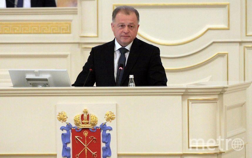 """Градозащитники прокомментировали назначение """"арктического вице-губернатора"""". Фото www.assembly.spb.ru"""