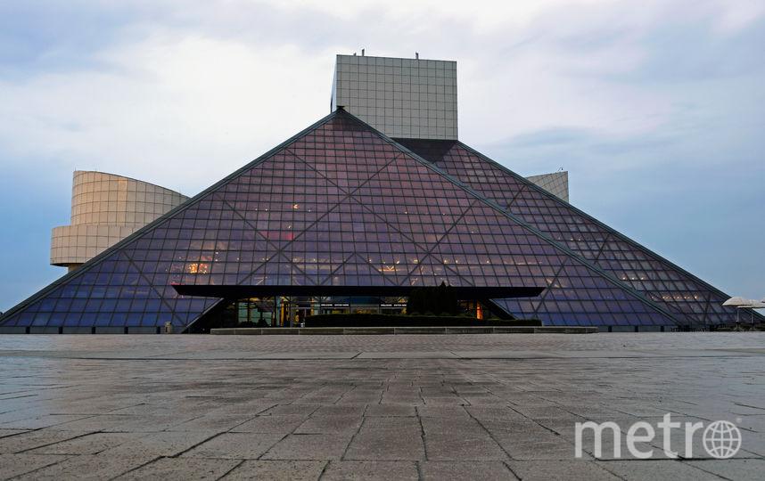 Зал славы рок-н-ролла. Фото Getty