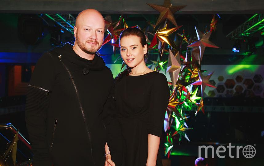 Никита Панфилов с женой. Фото Предоставлено организаторами мероприятия.