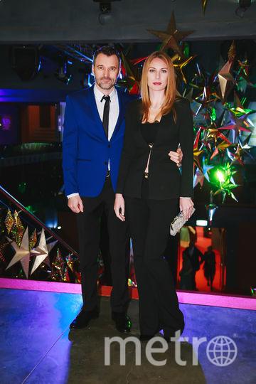 Павел Трубинер с женой. Фото Предоставлено организаторами мероприятия.
