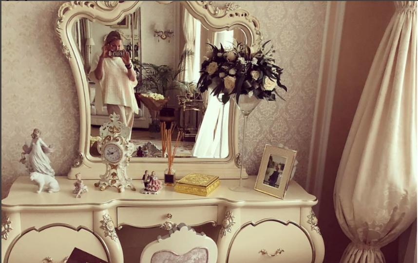 Архив Волочковой из соцсетей. Фото instagram.com/volochkova_art