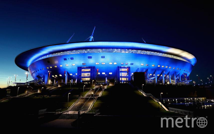 Стадион «Зенита» вошел топ-5 самых посещаемых арен вЛиге Европы