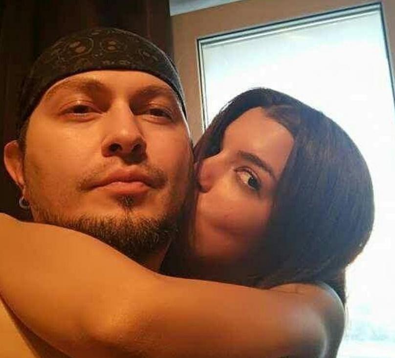 Мария Политова с гражданским мужем, фотоархив. Фото все - скриншот https://www.instagram.com/maria_politova/