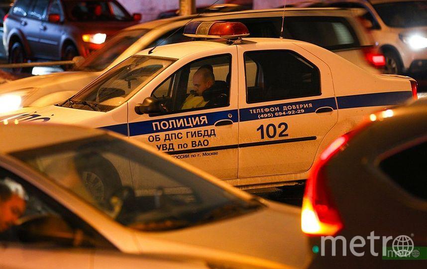 Уходивший от погони 24-летний байкер погиб в аварии на МКАД. Фото Василий Кузьмичёнок