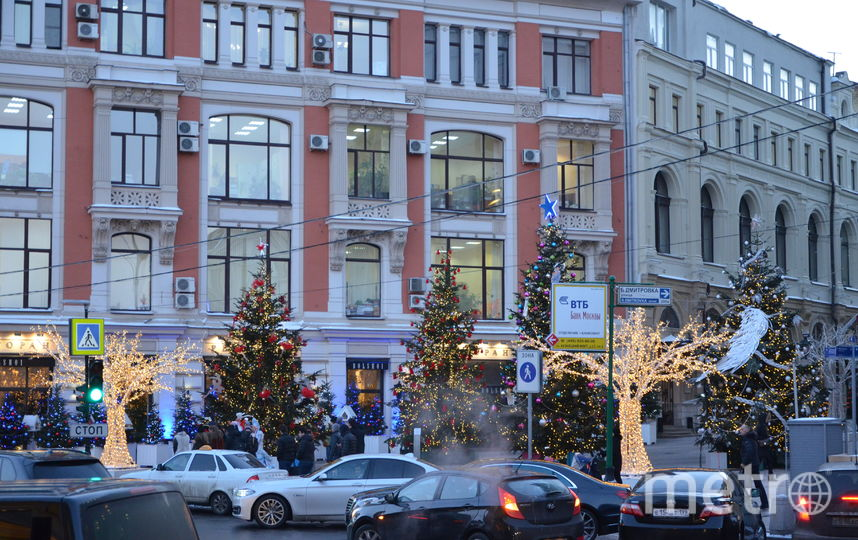 Куда пойти в Москве в новогодние праздники: Карта маршрутов по самым интересным выставкам. Фото Василий Кузьмичёнок