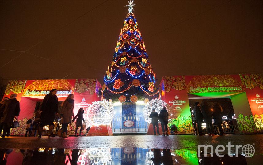 """На ярмарке у ТЮЗа найдутся развлечения и для взрослых, и для детей. Фото Святослав Акимов, """"Metro"""""""