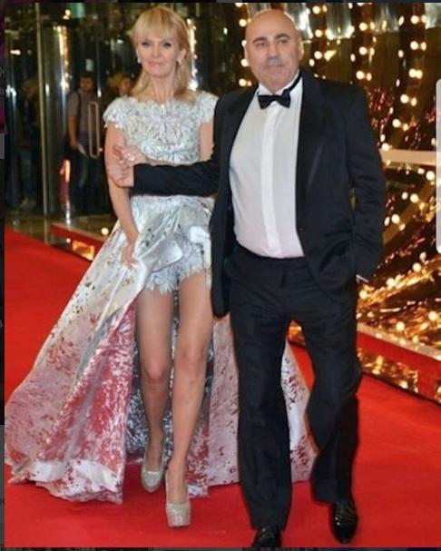 Иосиф Пригожин и Валерия. Фото https://www.instagram.com/
