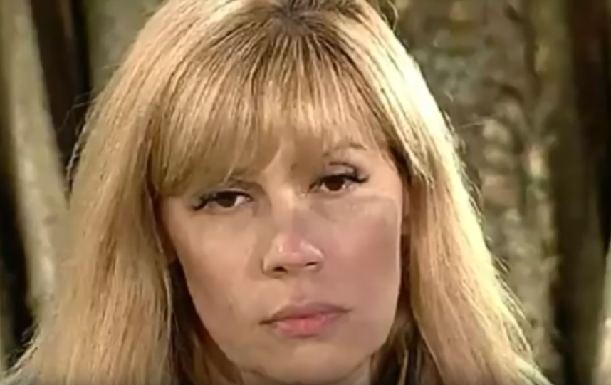 Светлана Устиненко. Фото Скриншот Youtube