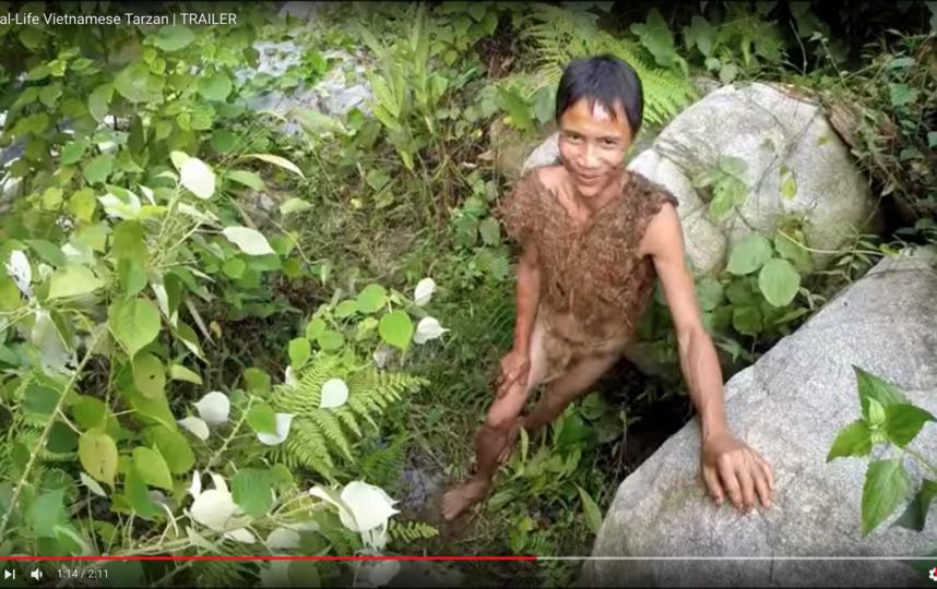Хо Ван Ланг. Фото Скриншот Youtube