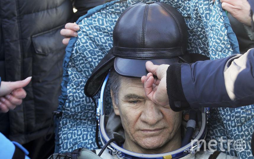 Экипаж МКС вернулся на Землю. Фото AFP