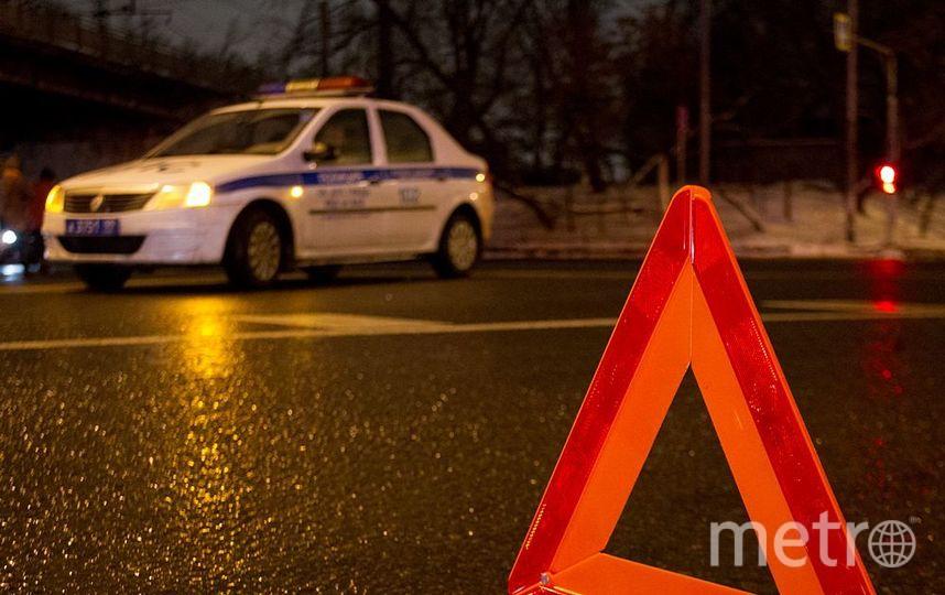 Шесть человек пострадали в ДТП с микроавтобусом в Новой Москве. Фото Василий Кузьмичёнок