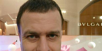 Сергей Резник, ростовский журналист и блогер. Фото страница fb.com Сергея Резника