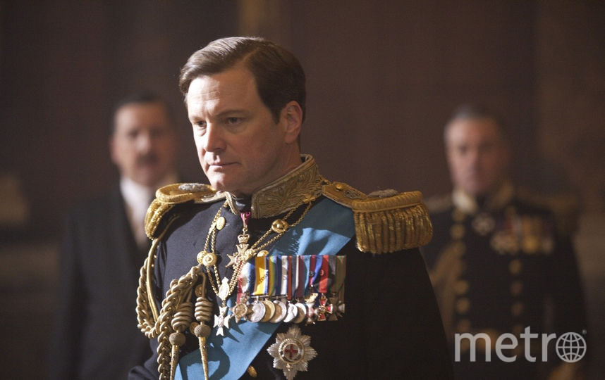 """Король говорит!"". Фото kinopoisk.ru"