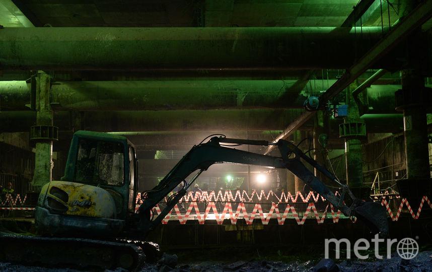 Тоннель от«Большого проспекта» до«Театральной» проложен вПетербурге