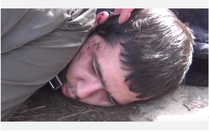 Задержание братьев Азимовых. Фото Скриншот Youtube