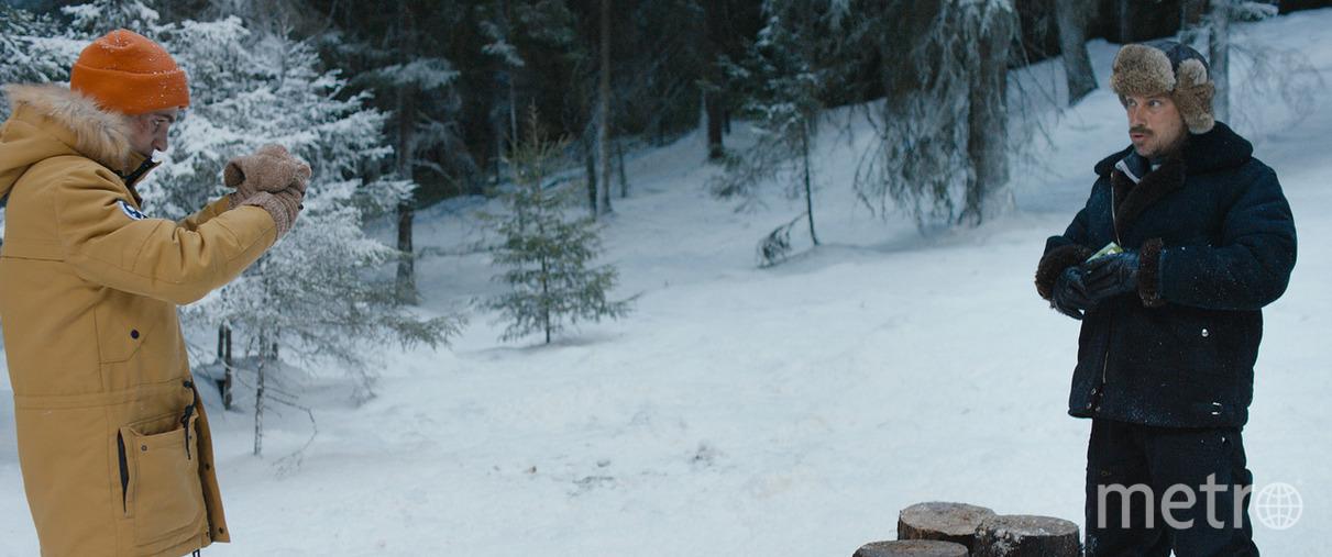 """""""Ёлки Новые"""" - кадр из фильма. Фото Предоставлено организаторами показа."""