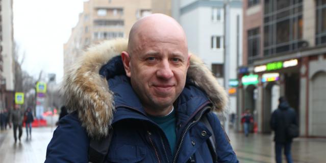 Борис Букатов.