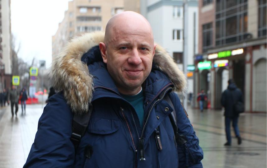 Борис Букатов. Фото Василий Кузьмичёнок