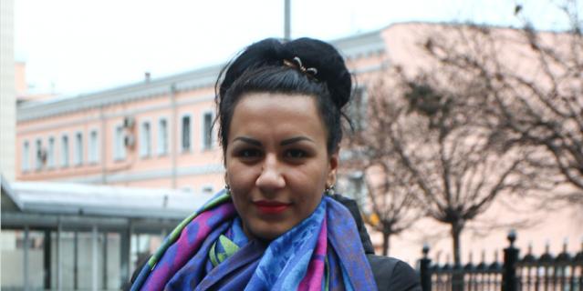 Эльмира Заманова.