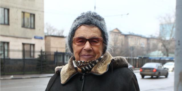 Нина Ивановна.