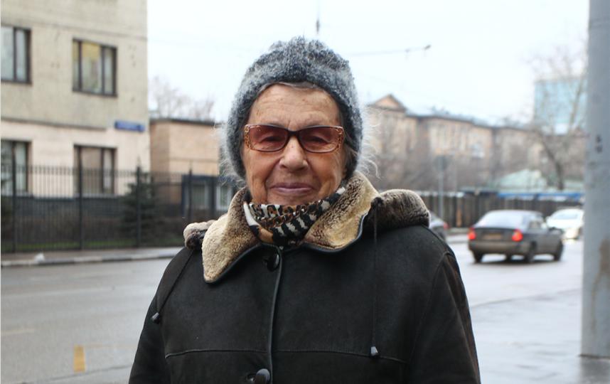 Нина Ивановна. Фото Василий Кузьмичёнок