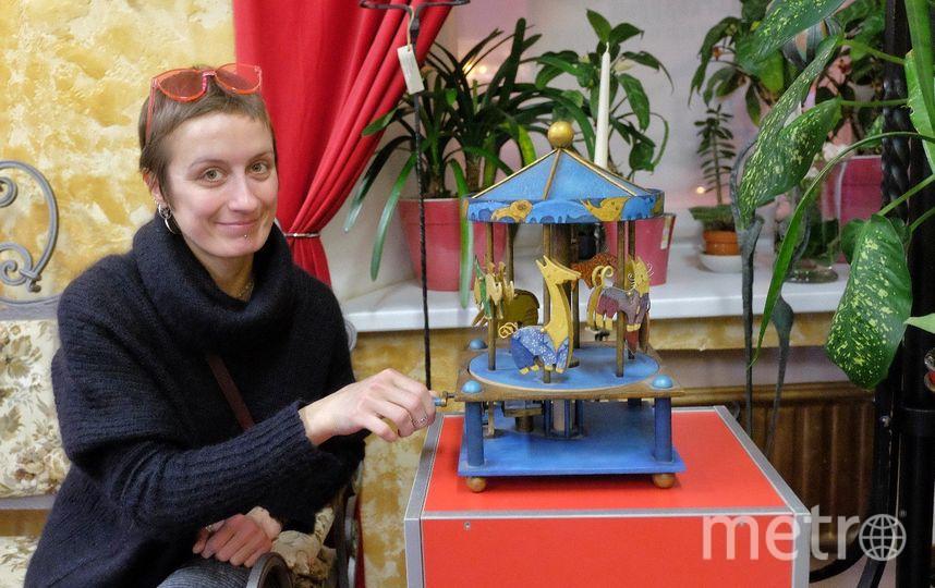 """В Музее """"Русский Левша"""" открылась выставка новогодних игрушек. Фото Алена Бобрович, """"Metro"""""""