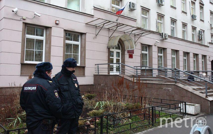 Замоскворецкий суд Москвы. Фото Василий Кузьмичёнок