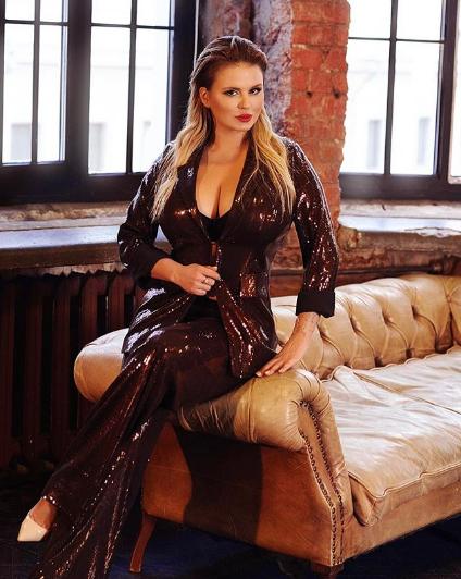 Анна Семенович, певица. Фото www.instagram.com/ann_semenovich