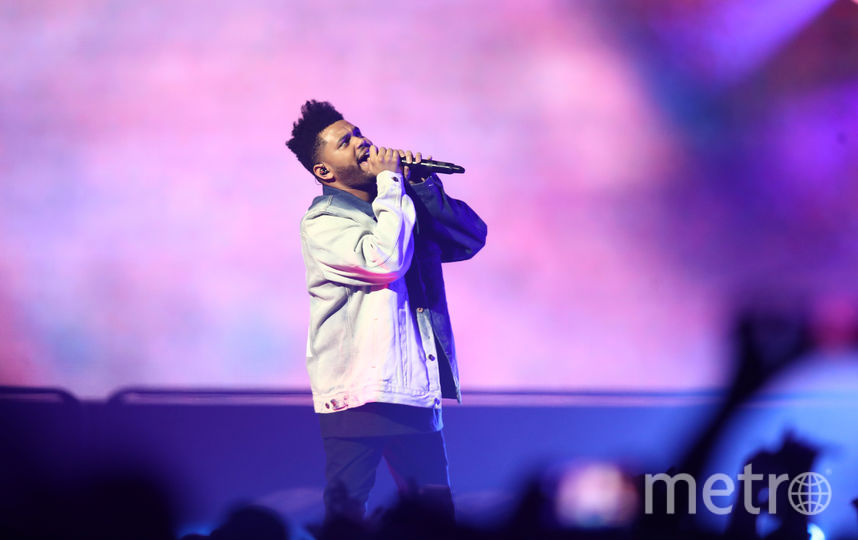 The Weeknd. Фото Getty