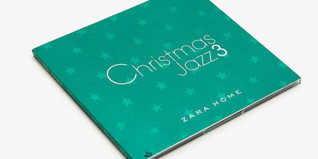 Музыкальный сборник Christmas Jazz, Zara Home.