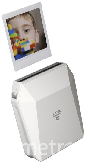 Мобильный принтер с плёнкой квадратного формата Instax Share SP-3.