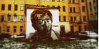 На месте закрашенного портрета Павла Дурова появилось новое граффити