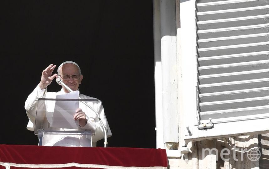 Папа римский ввел вобиход очередной смертный грех— коммуникационный