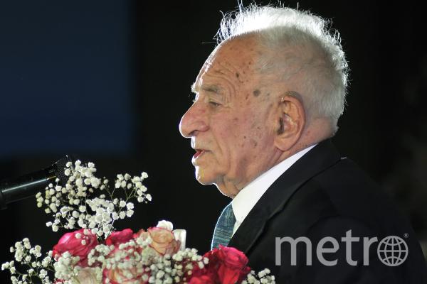 Кинорежиссер Георгий Натансон скончался в российской столице