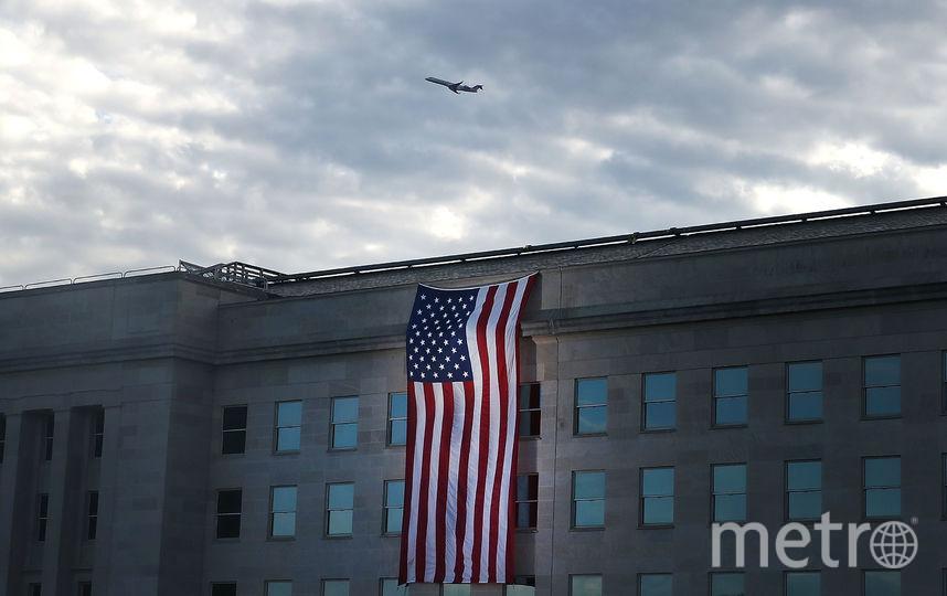 Пентагон. Фото Getty