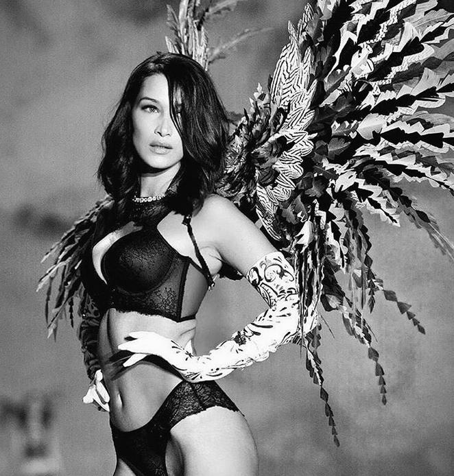 Белла Хадид - фотоархив. Фото все - скриншот www.instagram.com/bellahadid/