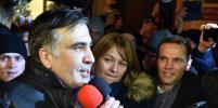 В Киеве сторонники Саакашвили попытались захватить Октябрьский дворец