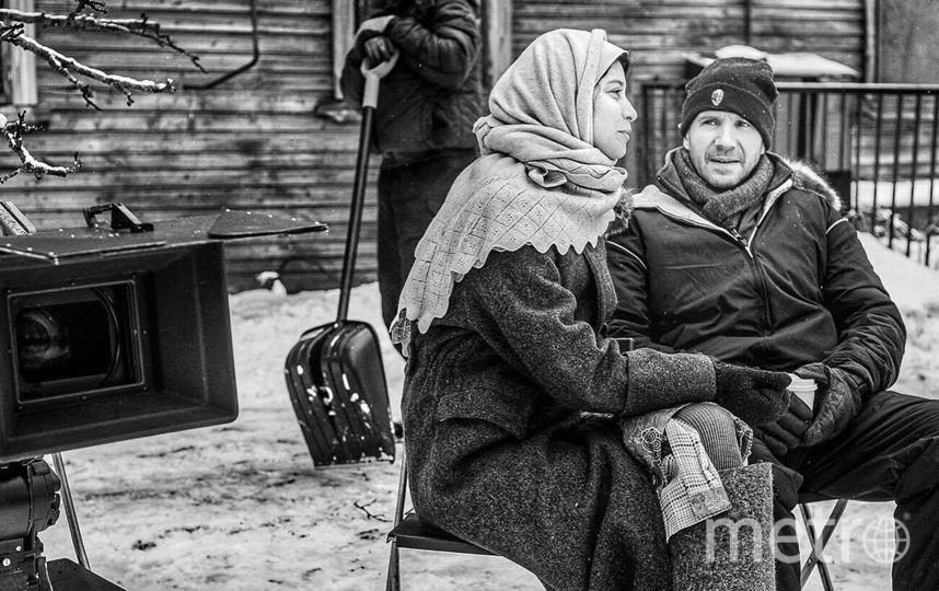 "Съемки фильма ""Белый ворон"" - фотоархив. Фото Кристин Лукаш, скриншот @oleg.ivenko, @rav_shana"
