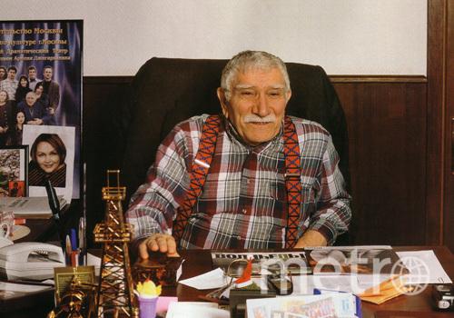 Актёр Армен Джигарханян. Фото kinopoisk.ru
