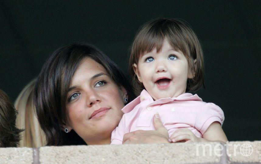 Кэти Холмс. Фото Getty