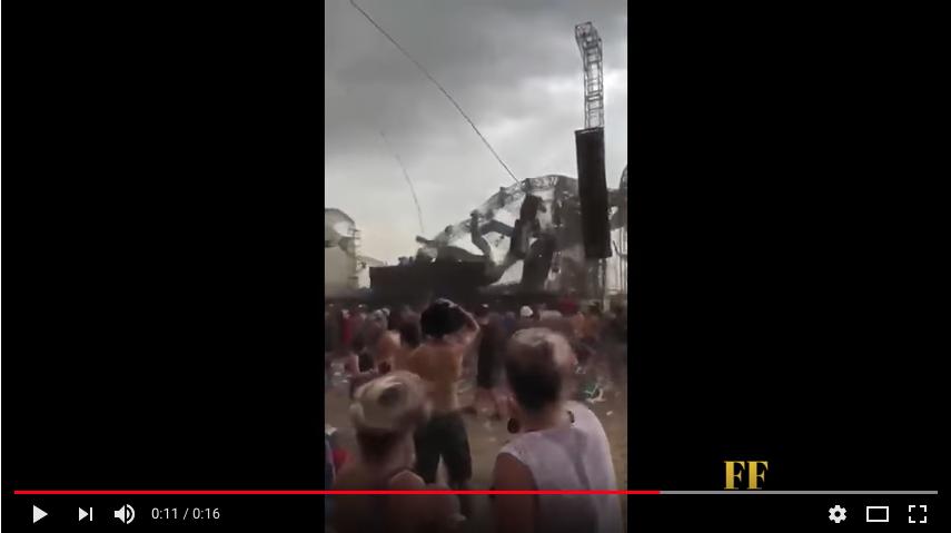 СМИ проинформировали о смерти диджея набразильском фестивале Atmosphere