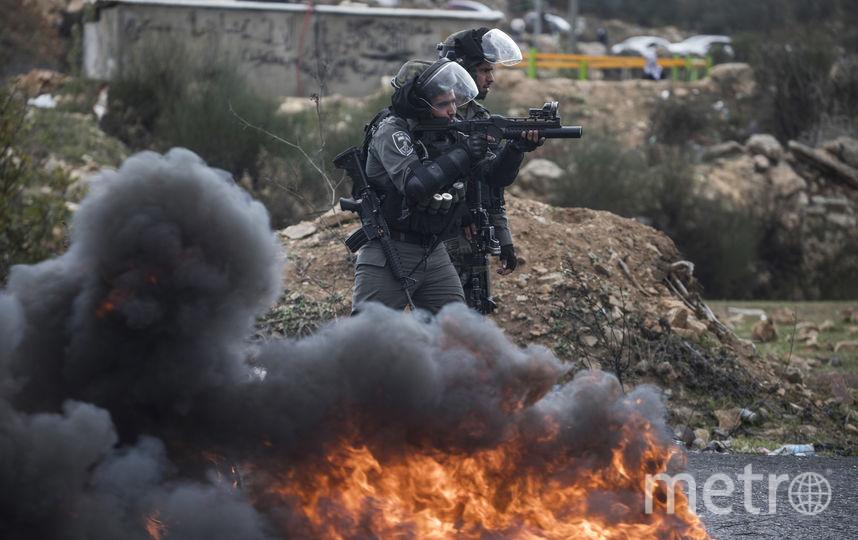 Столкновения в Иерусалиме. Фото Getty