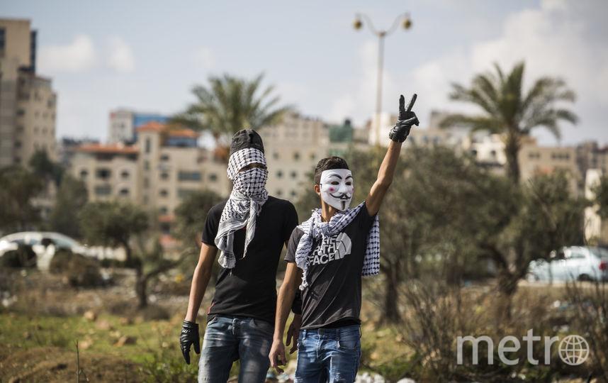 Протестующие в Иерусалиме. Фото Getty