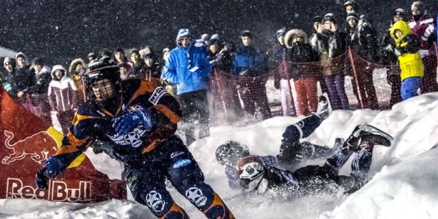Россиянин выиграл медаль на старте сезона чемпионата мира по скоростному спуску на коньках с горы