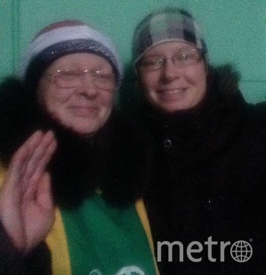 Каждые рабочие трудовые будни меня встречает Любовь на ст. м. Кунцевская. Желаю счастья и благополучия! Фото Ольга