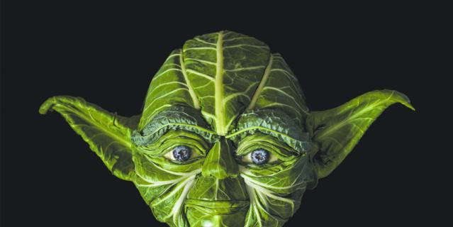 Да пребудет Сила в салате.