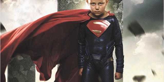 Дети борются с болезнями как супергерои.
