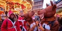 Как готовятся к Рождеству: яркие фото со всего мира