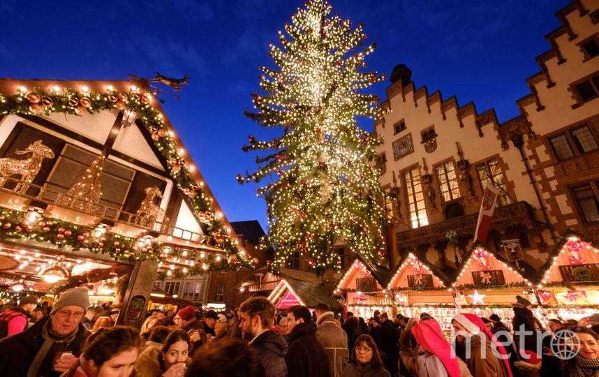В Германии работают рождественские ярмарки. Фото Getty